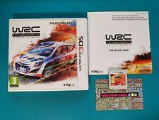 NINTENDO 3DS : WRC - FIA World Rally Championsship