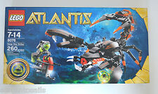 LEGO Deep Sea Striker  ATLANTIS  8076  NEW in FACTORY SEALED BOX
