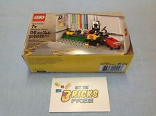 Lego Exclusive 5005358 Minifigure Factory Set New/Sealed/Hard to Find
