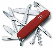 3.3713 VICTORINOX SWISS ARMY POCKET KNIFE ECOLINE HUNTSMAN 15 TOOLS 33713 MATTE