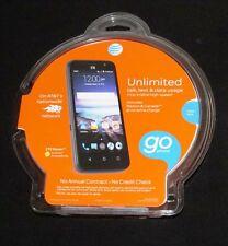 "Brand New Sealed, (AT&T GoPhone) ZTE Maven Quad Core 8GB 4.5"" Prepaid Smartphone"