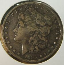 1895-O~~MORGAN SILVER DOLLAR~~VF-XF BEAUTY~ RARE