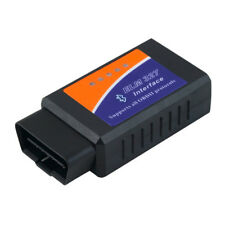 Adaptateur Interface Diagnostique ELM327 OBD2 OBDII Scanner Bluetooth Android