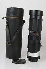 Soligor 4,5/90-230mm #17135166 mit Canon FD Bajonett auch für Digitale