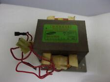 Maytag Samsung Microwave Oven High Voltage Transformer DE26-00061B