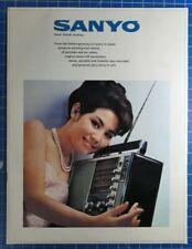 SANYO Portable Radio Prospect B23032