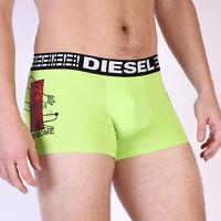 Diesel UMBX Damien Herren Gelb Boxershorts XL