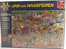 Der Blumenkorso - Jan van Haasteren Puzzle Jumbo 19071 1000 Teile NEU OVP