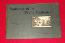 SOUVENIR OF WELLS CATHEDRAL A COLLECTION OF ARTISTIC VIEWS