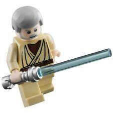 Lego Star Wars Obi-Wan Kenobi minifigure Old Ben 8092 Landspeeder 10188 10179
