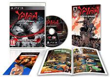 NEW Yaiba Ninja Gaiden Z Special Edition Sony PlayStation 3 PS3