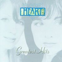 Greatest Hits 1985 -1995 by Heart  18 Songs  Minty CD  New Case