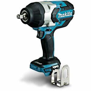 "Makita DTW1002Z 18V Li-ion Cordless Brushless 1/2"" Impact Wrench - Skin Only"