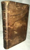 "Scarce 1760 ""Conversations on the Plurality of Worlds"" Fontenelle w/ 4 Plates"