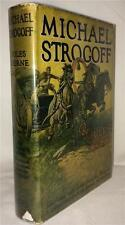 JULES VERNE MICHAEL STROGOFF PHOTOPLAY EDITION WITH JACKET!
