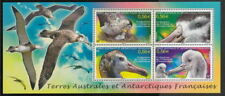 French Antarctic Territory 2010 MNH SS, Albatross, Birds, Nest (W3n)