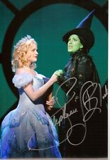 Stephanie J. Block Elphaba SIGNED Wicked 8x12 Photo COA