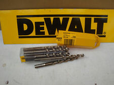 PACK OF 10 X DT5557 DEWALT EXTREME 2     10MM HSS-G METAL DRILL BITS