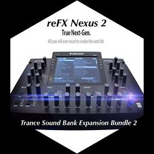reFX Nexus Trance Sound Bank Bundle 2