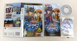 YU-GI-OH 5DS TAG FORCE 5 GAME FOR SONY PSP. UK VERSION FULLY COMPLETE WITH CARDS