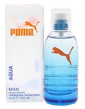 PUMA PUMA AQUA EAU DE TOILETTE EDT 50ML SPRAY - MEN'S FOR HIM. NEW