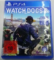 Watch Dogs 2 PS4 Playstation 4 OVP + Anleitung