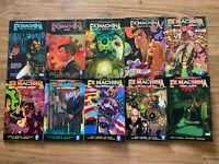 Ex Machina by Brian K. Vaughan TPB Volumes 1-10 - Complete Series