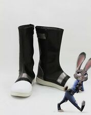Zootopia Zoomania Zootropoli​s Judy Hopps Cosplay Kostüm Schuhe Shoes chaussure