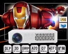 DLP-800W Wifi Mini Projector LED Home Cinema MultiMidea 1080p HDMI USB 5000Lumen