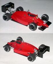 kit Ferrari 637 Alboreto test Indy 1987 - Tron Models kit 1/43