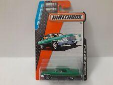 Matchbox MBX Adventure City '69 Cadillac Sedan Deville #12