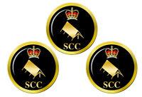 Mer Cadets SCC Expédition Badge Marqueurs de Balles de Golf