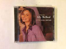 Songs From Ally McBeal Featuring Vonda Shepard (Television Series), Shepard, Von