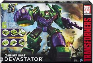 Transformers Generations - Combiner Wars Devastator Action Figure 6 Pack
