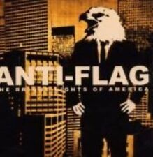 Bright Lights of America 0886972178820 by Anti-flag CD