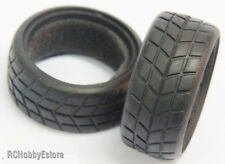 02116 Tyres 2 pcs 1/10 Scale For HSP Himoto RC On Road Race Cars