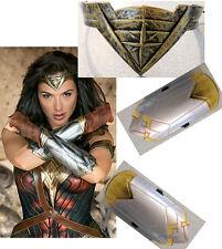 WONDER WOMAN tiara and gauntlets costume Gal Gadot DC Comics DCEU Justice League