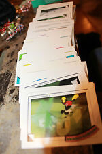 Huge lot 136 Disney trading cards, Favorite Stories, Family Portraits & World tr