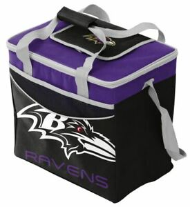 Baltimore Ravens 36 Pack Insulated Can Cooler Bag