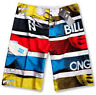 Billabong OUTDOOR CASUAL MENS SURF BOARDSHORTS SWIM SHORTS RED SIZE 30-40
