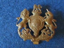 Vintage Military Cap Badge - General Service Corp - WW1