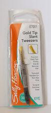 Sally Hansen Gold Tip Slant Tweezers E7001