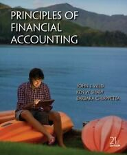 Principles of Financial Accounting - Chap1-17 by Barbara Chiappetta, Ken W.