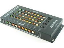 1x5 COMPONENT/COMPOSITE/S-VIDEO/AUDIO SPLITTER SB-3750