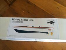 rc boat Riviera