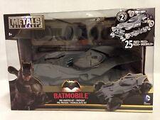 BATMAN V SUPERMAN - BATMOBILE, MODEL KIT, 1:24 DIECAST CAR, METALS, JADA TOYS