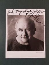 Ed Asner-signed photo-11 - JSA