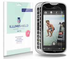 iLLumiShield Anti-Glare Screen Protector 3x for HTC (T-Mobile) MyTouch 4G Slide