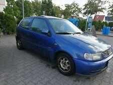 VW polo 6 N blau Metallic