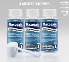 Mens 4in1 Minoxidil 5% Maxogain Topical Advanced 3x60mL